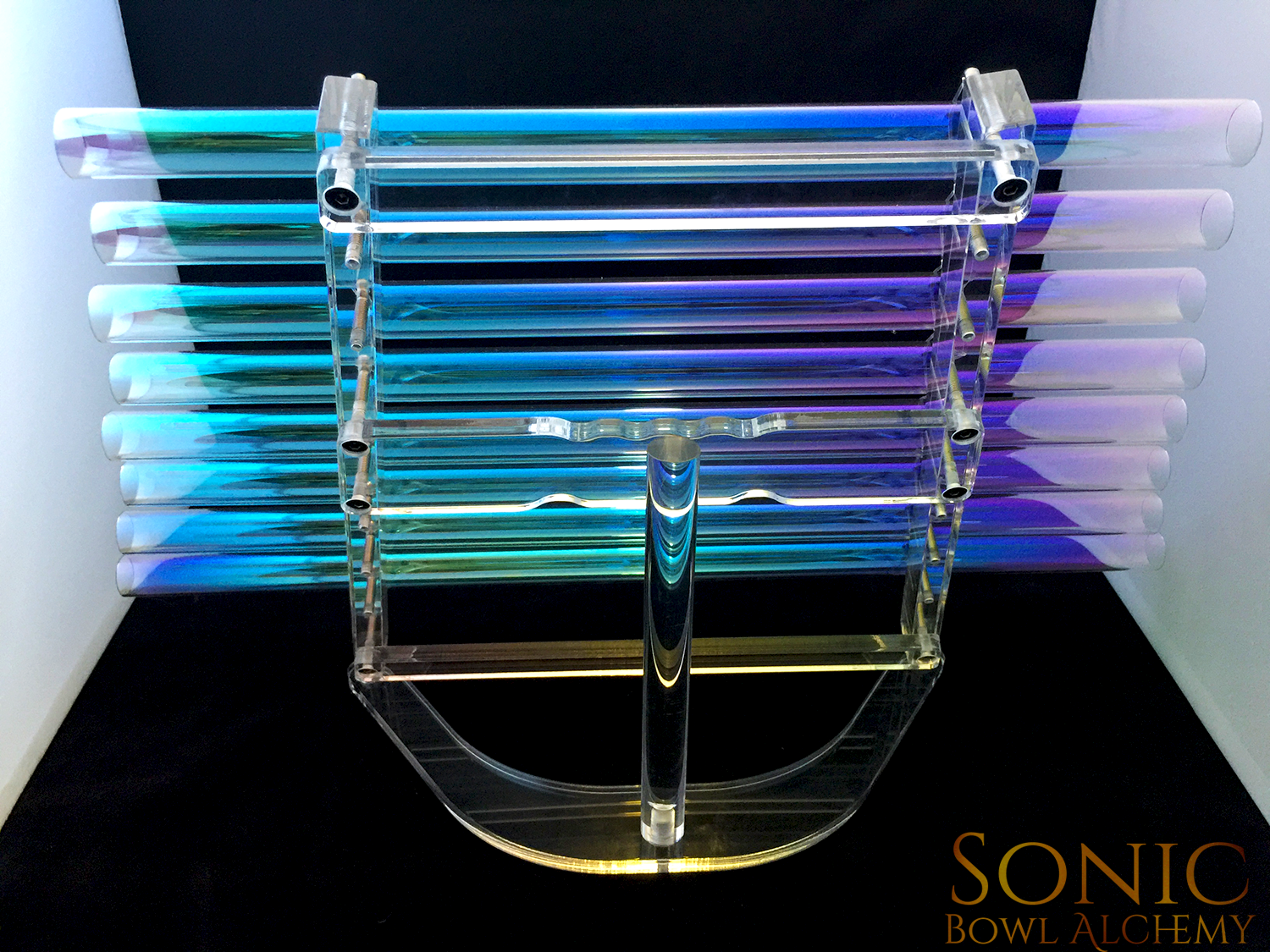 Quartz Crystal Harp
