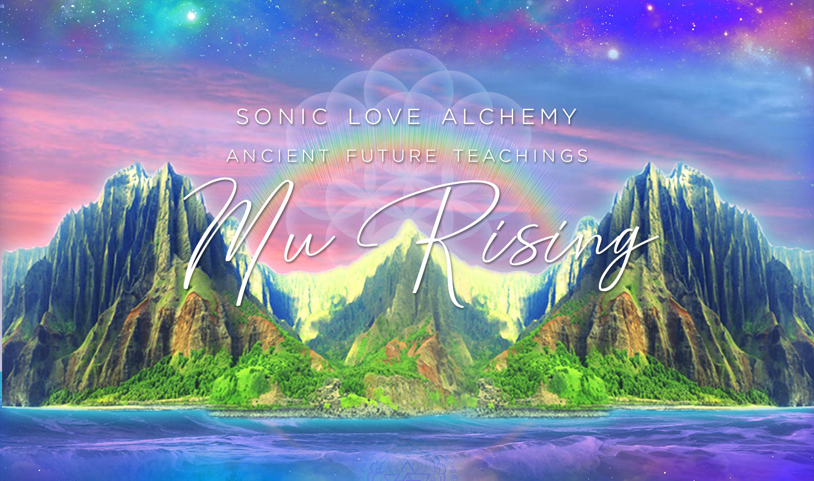 Sonic Love Alchemy™ Retreat & Facilitator Training