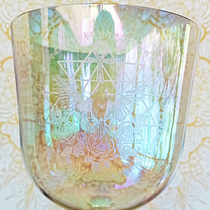 Sophology™ Chrystal Chalice ⋆ Invoking Sophia Shekina ⋆ Higher Self Embodied