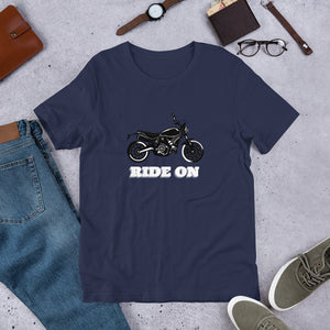 Men's Ride On T-Shirt
