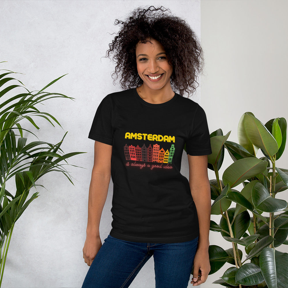 Women's Amsterdam T-Shirt