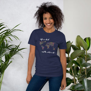 Life is Short Women's T-Shirt