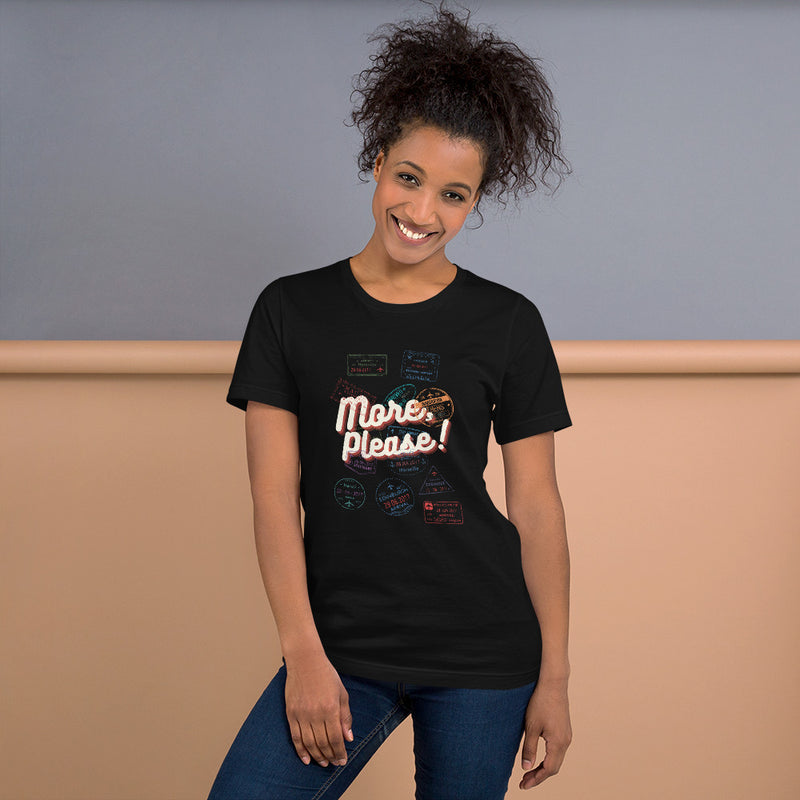 Women's More Please T-Shirt