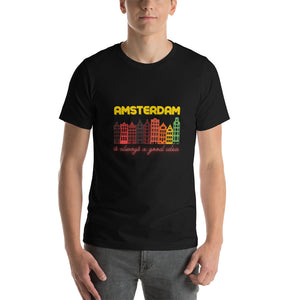 T-Shirt/Men's/Amsterdam
