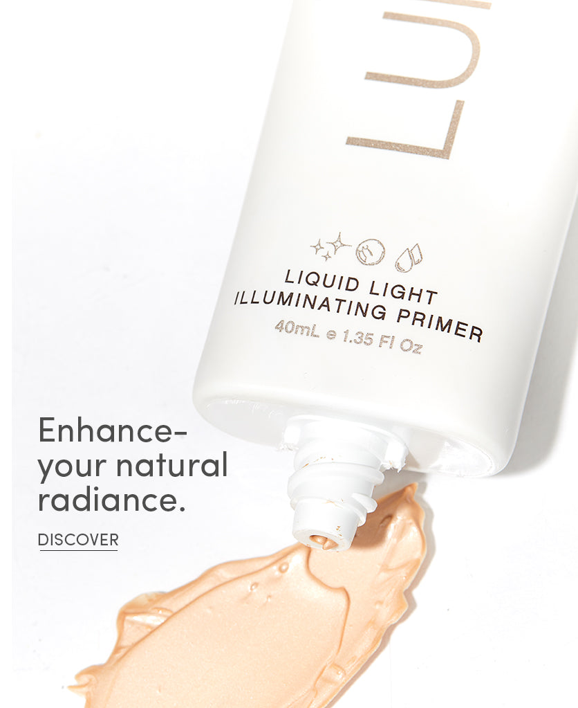 Liquid Light Illuminating Primer