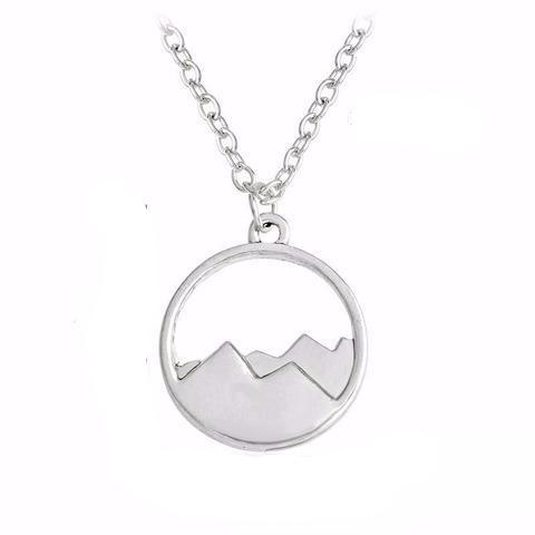 Mountain Tops Pendant