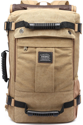2018 Versatile High-capacity Travel Backpack
