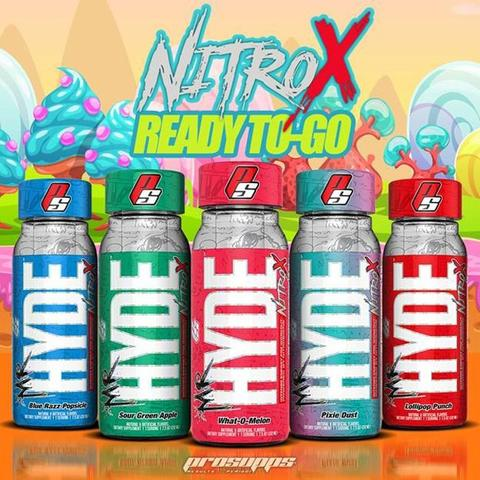 Pro Supps Mr. Hyde NitroX RTG