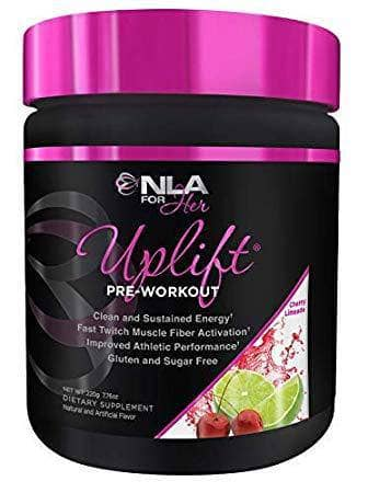 NLA For Her - Uplift Pre-Workout Energy