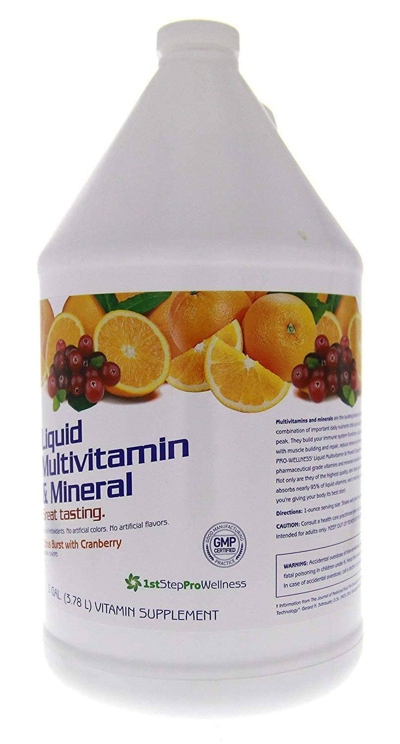 High Performance Fitness Vitamins And Minerals