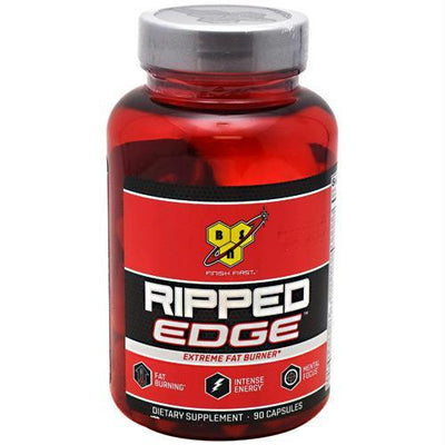 BSN Ripped Edge - Extreme Fat Burner (90 Capsules)