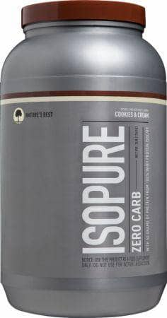 Nature's Best Zero Carb Isopure