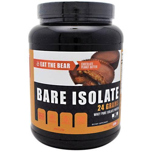 Eat The Bear Bare Isolate