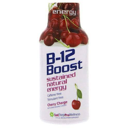 1st Step Pro Wellness High Performance Fitness B-12 Liquid Boost
