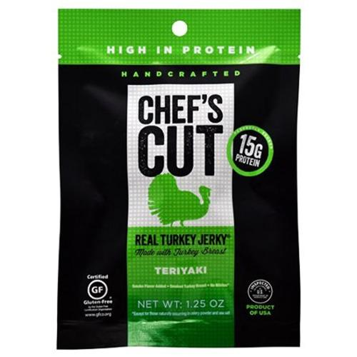 Chef's Cut Real Jerky Real Turkey Jerky