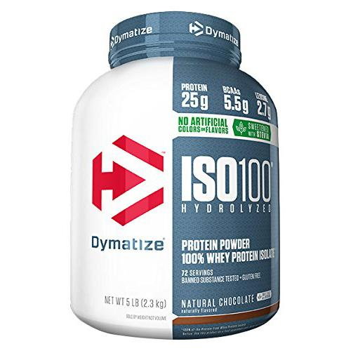 Dymatize Natural ISO-100