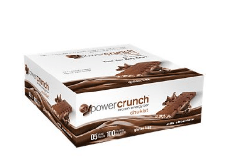 Power Crunch Choklat Protein Crisps