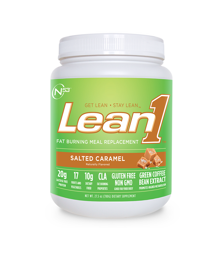 Nutrition 53 Lean1 Fat Burning Meal Replacement