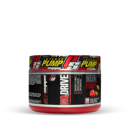 ProSupps NO3 Drive Insane Pumps Powder Fruit Punch
