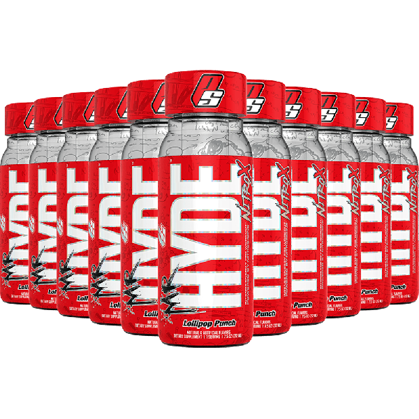 ProSupps Mr. Hyde NitroX RTG