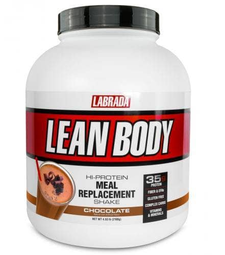Labrada Nutrition Lean Body Meal Replacement Shake