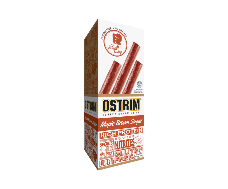 Ostrim Turkey High Protein Snack Sticks