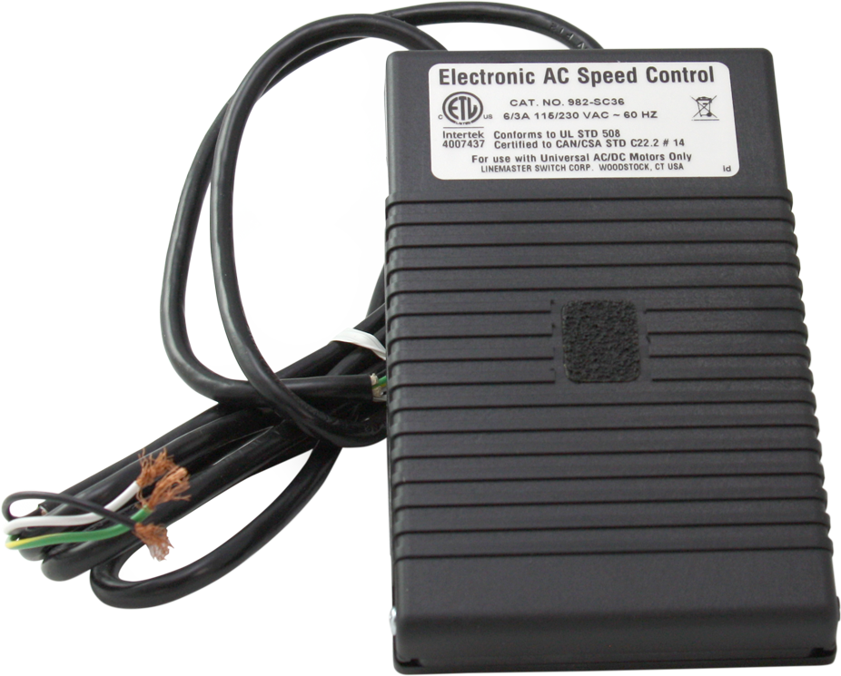 Electronic AC Speed Control (982-SC36)