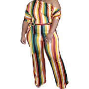 Giselle Striped Jumpsuit *Final Sale*