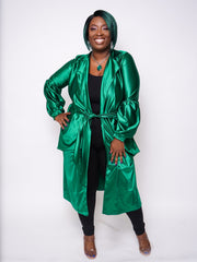 Sheila Satin Jacket