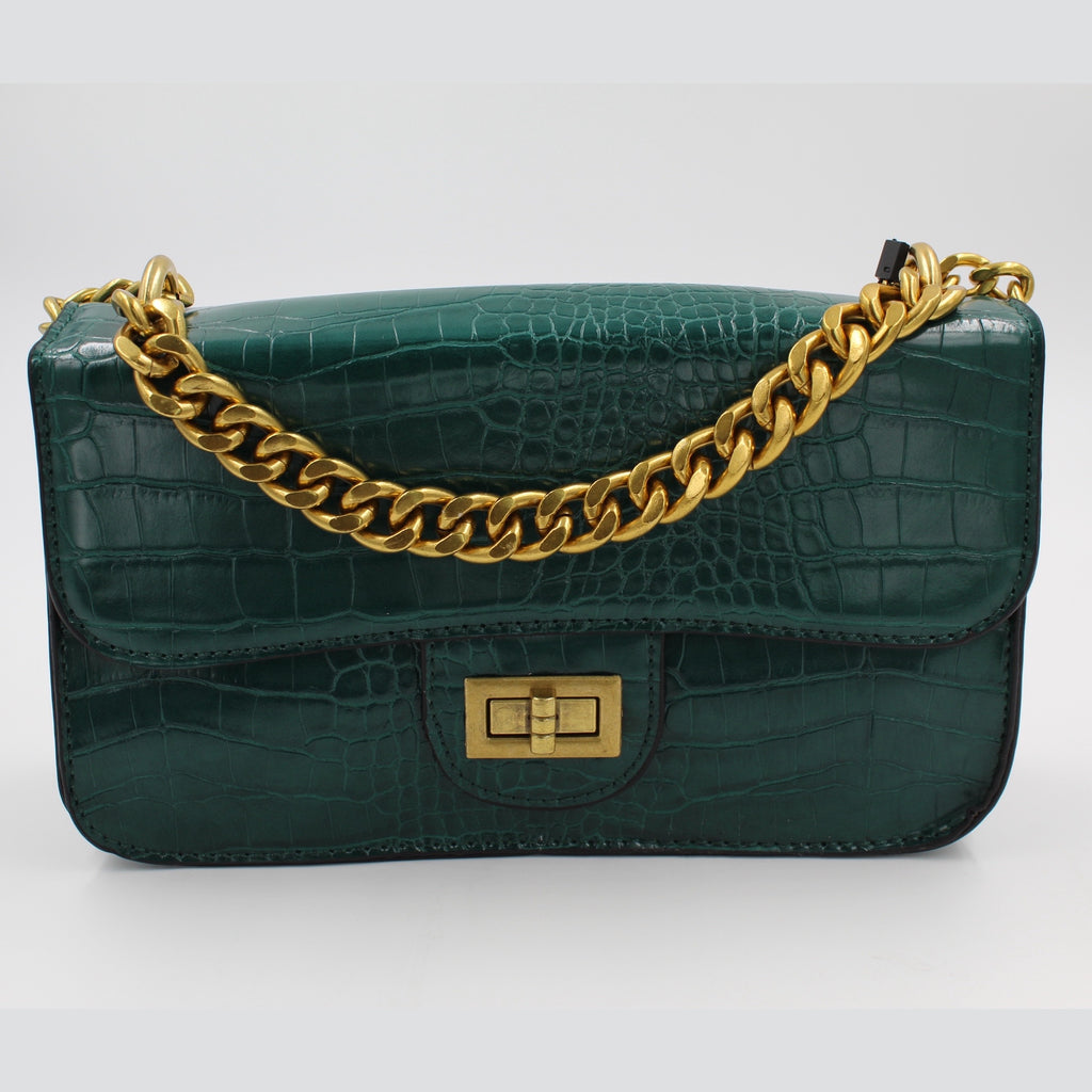 Luxe Envy Clutch