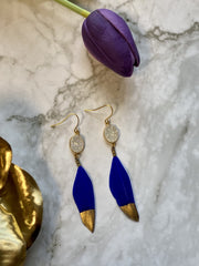 Faith Feather Earrings