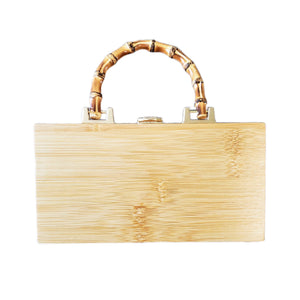 Boxed Bamboo Tote