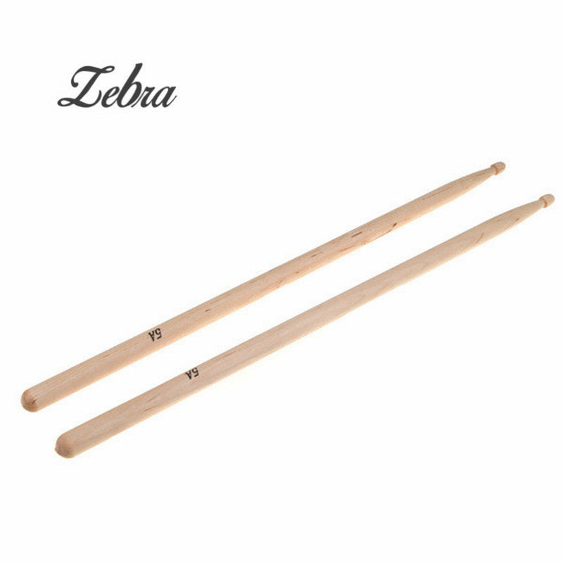 Size 5A Maple Drumsticks - 1 Pair