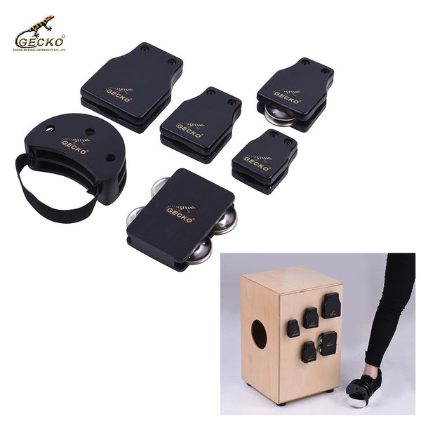 Cajon Drum Companions Set
