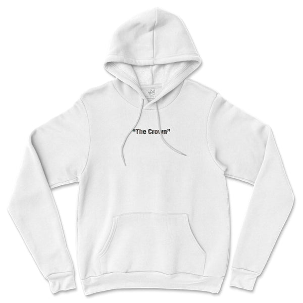 The Crown (CC S2 Camouflage Edition Hoodie White)