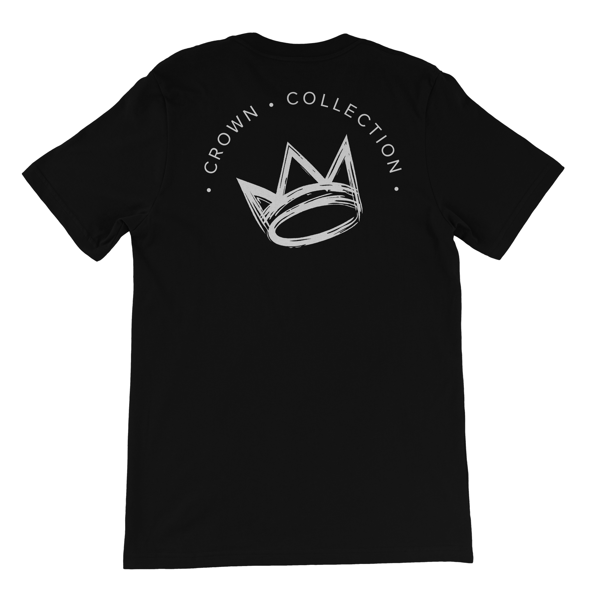 Crown Collection Queen T-Shirt (CC S2 White Print)