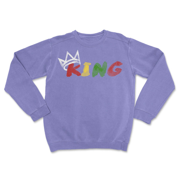 Crew Neck Sweatshirt (King)