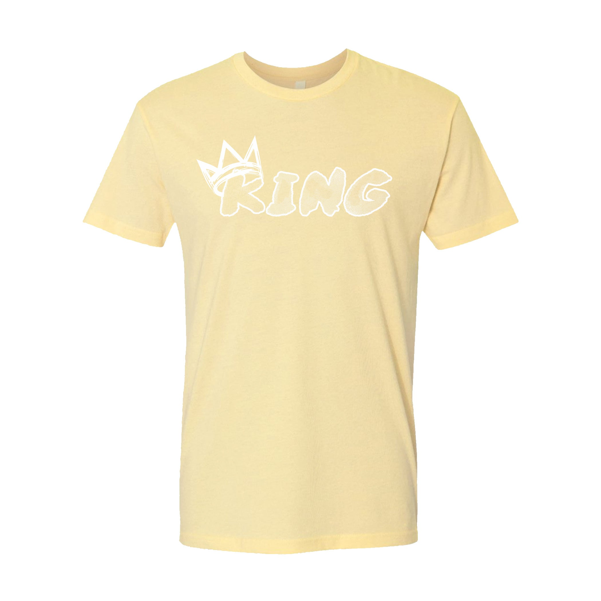 King Outline Tee