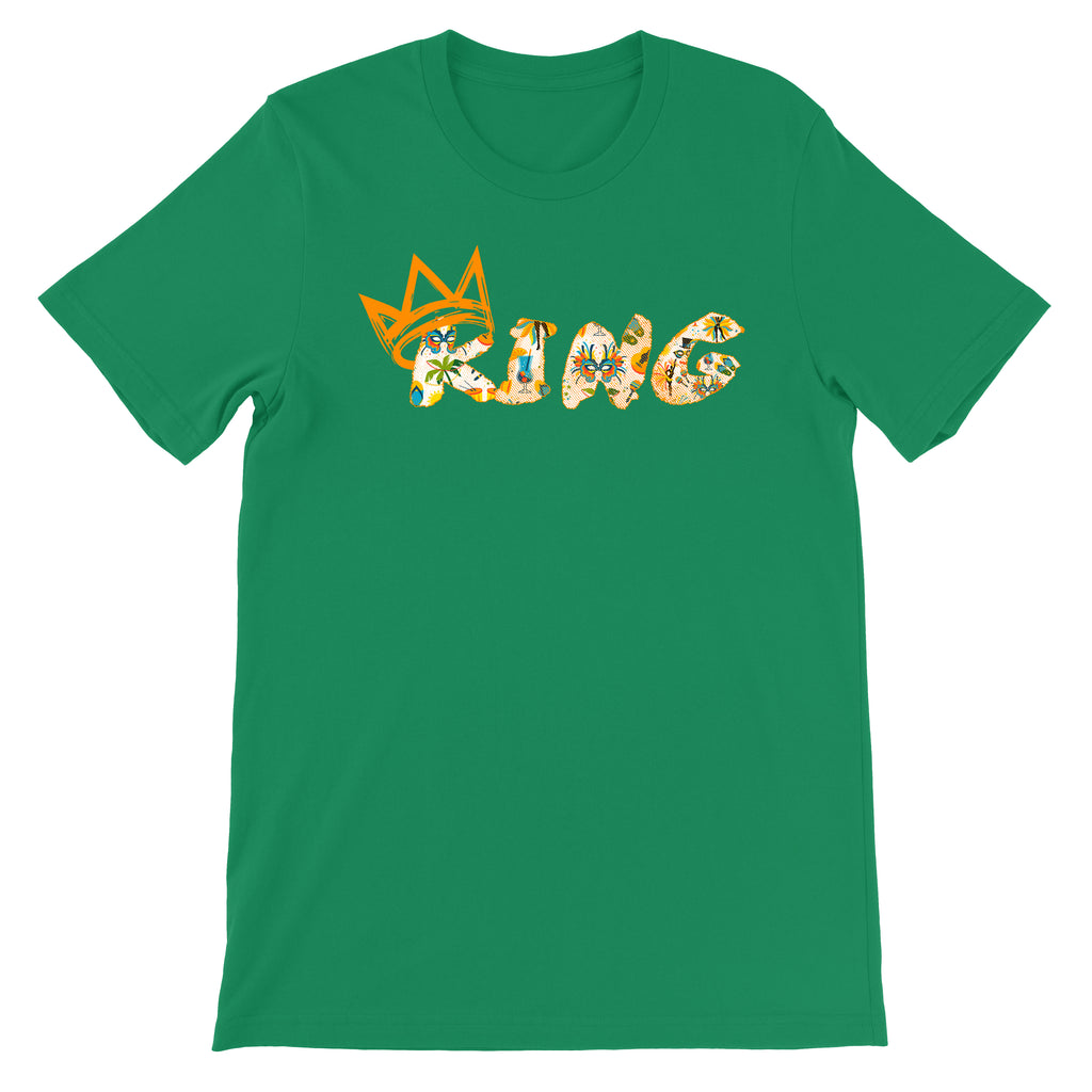 King Carnival Edition Tee - Kelly