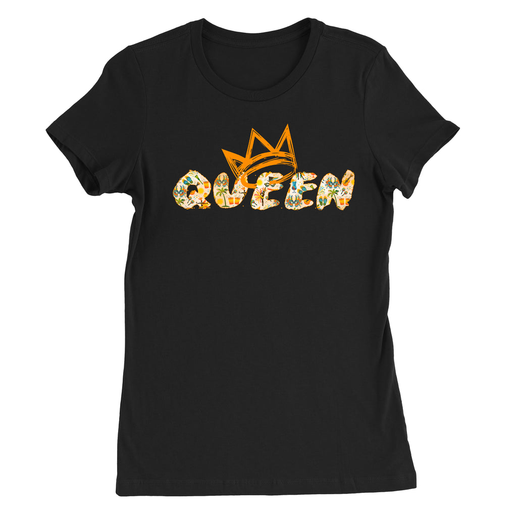 Queen Carnival Edition Tee Black