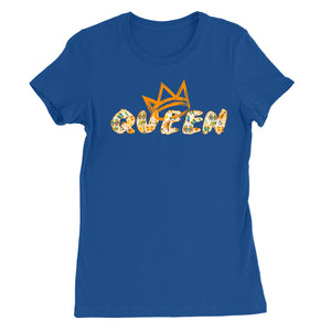 Queen Carnival Limited Edition Tee (True Royal)