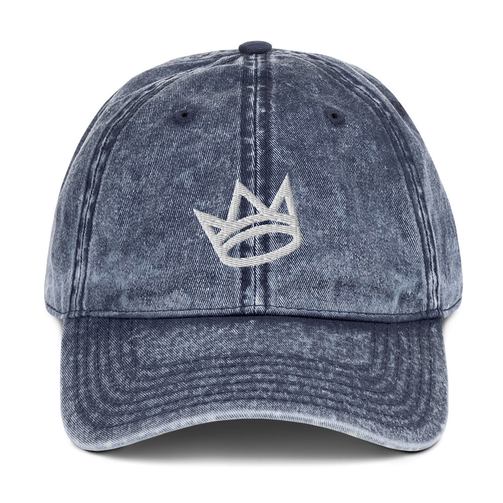 Crown Vintage Cotton Cap
