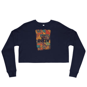 The Tribe Crop Sweatshirt