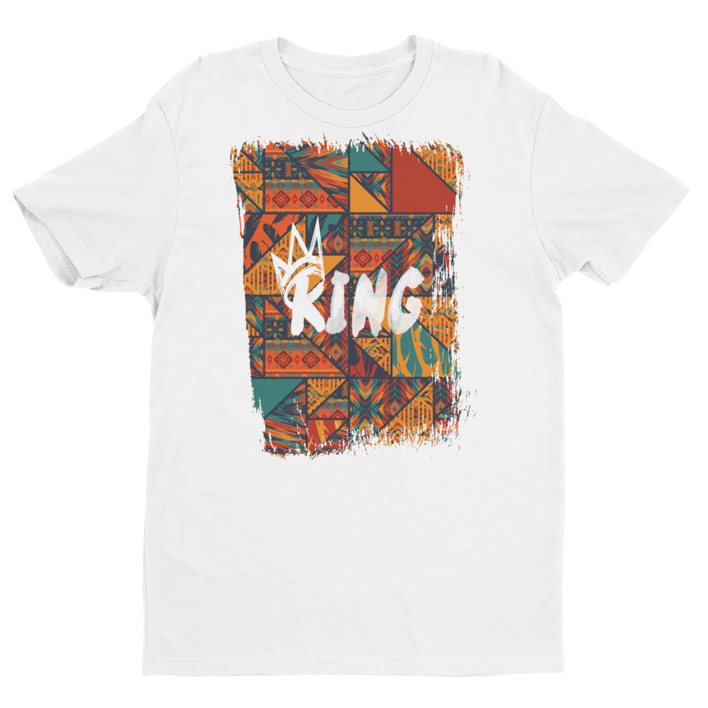 The Tribe King Short Sleeve T-shirt