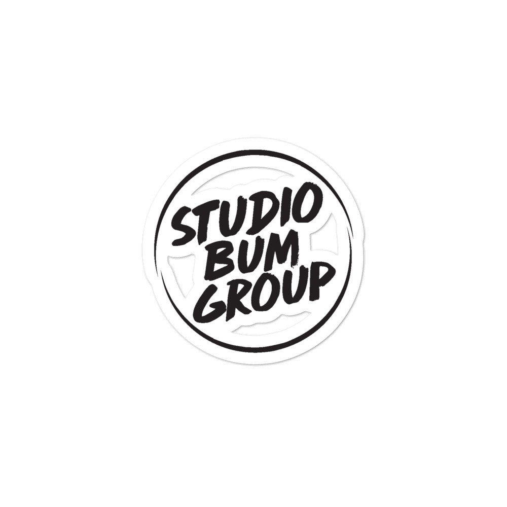 Studio Bum Group Sticker