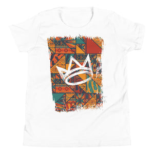 The Tribe Crown Youth Short Sleeve T-Shirt