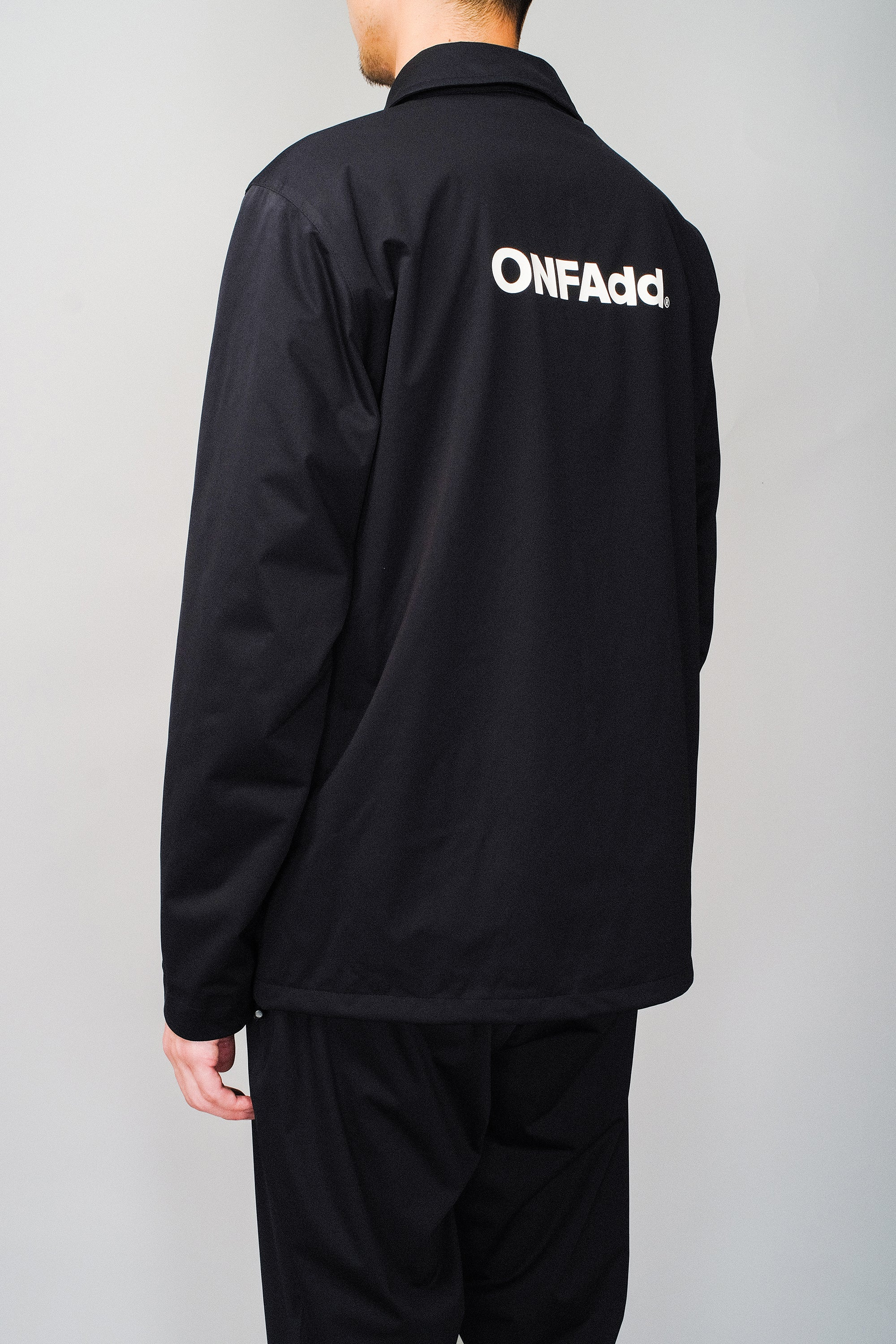 WS - 3LAYERS COACH JACKET
