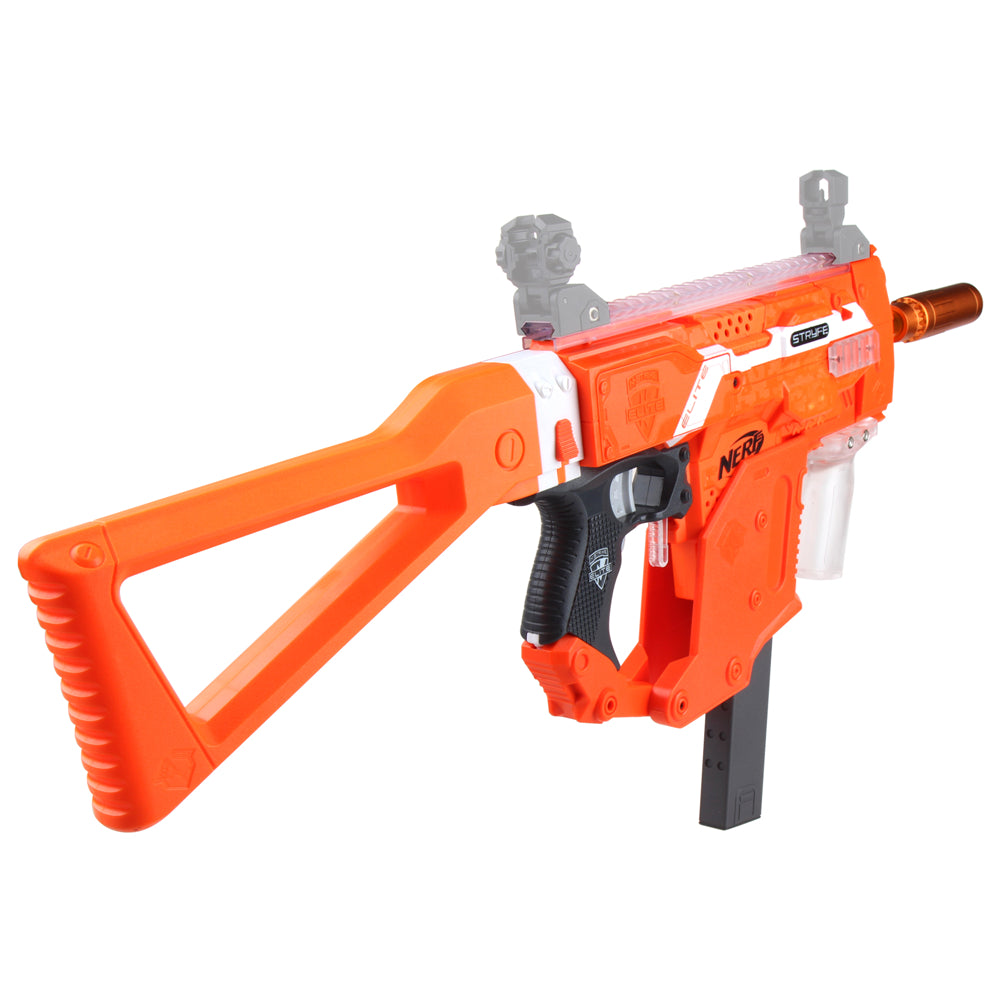 Worker Mod Kriss Vector Kits Combo Items E for Nerf STRYFE Toy Color Orange