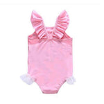 New Toddler Newborn Baby Girls Clothes Infant Kids Star Unicorn Romper Outfits Clothes Set [19010]