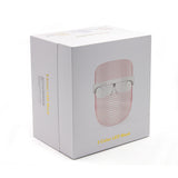 New Charging LED Facial Mask 3Color Photon Electric LED Mask [19011]